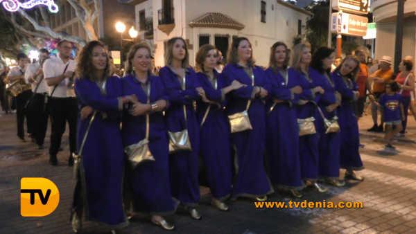 Entraeta Moros y cristianos Dénia Festa Major 32