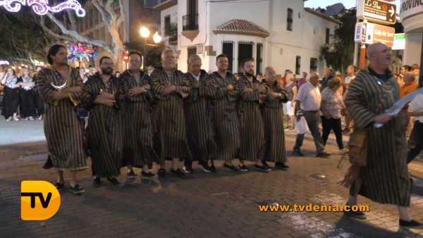 Entraeta Moros y cristianos Dénia Festa Major 33
