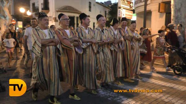 Entraeta Moros y cristianos Dénia Festa Major 35