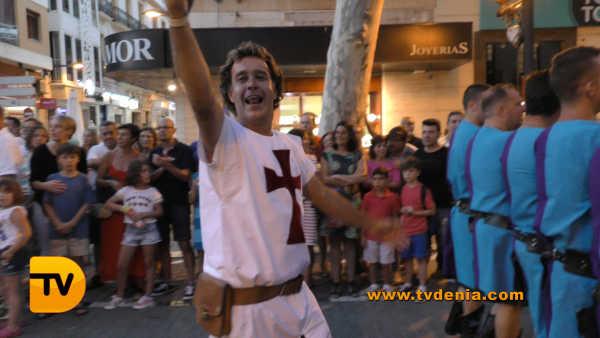 Entraeta Moros y cristianos Dénia Festa Major 4