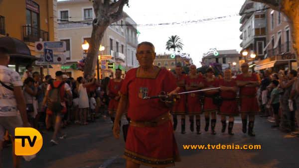 Entraeta Moros y cristianos Dénia Festa Major 7