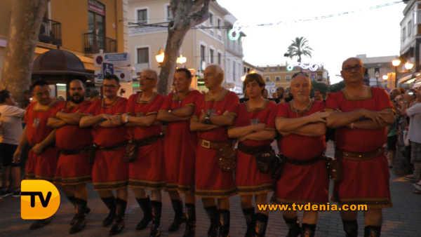 Entraeta Moros y cristianos Dénia Festa Major 8