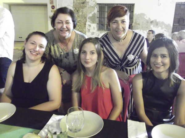 MARIA, HELENA, AIDA, MARI I IOLI
