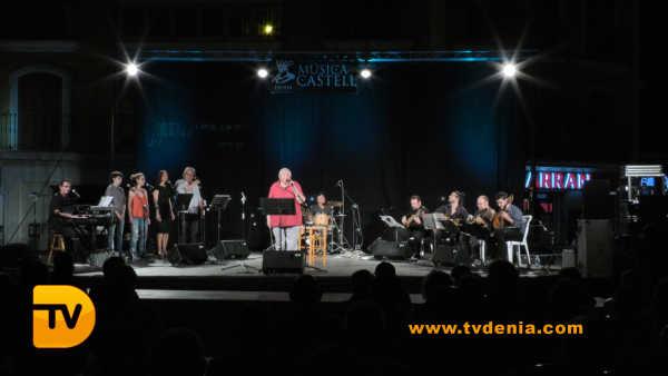 Paco Muñoz Musica al Castell 17