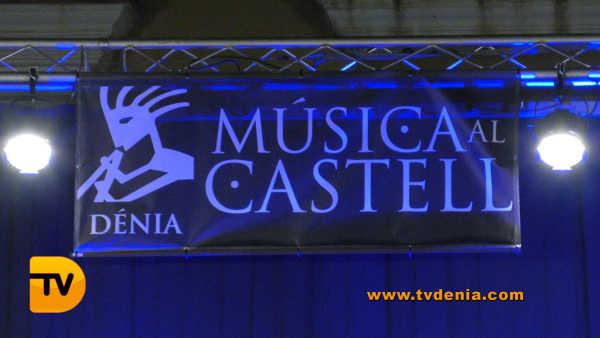Paco Muñoz Musica al Castell 2