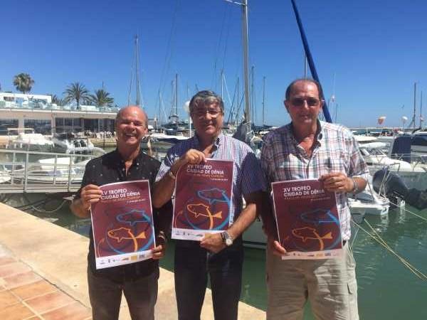 Pesca Trofeo Ciudad de Denia 2017