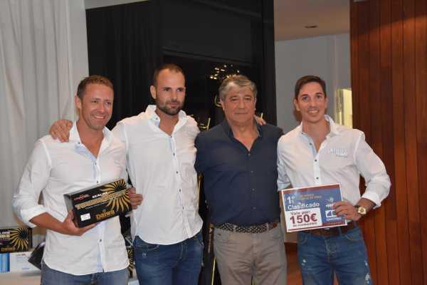 XV Trofeo Ciudad de Denia 2017 - Algas Ganador