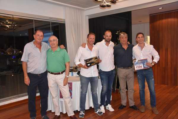 XV Trofeo Ciudad de Denia 2017 - Algas