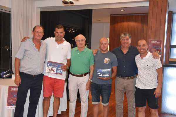 XV Trofeo Ciudad de Denia 2017 Mar dilusio
