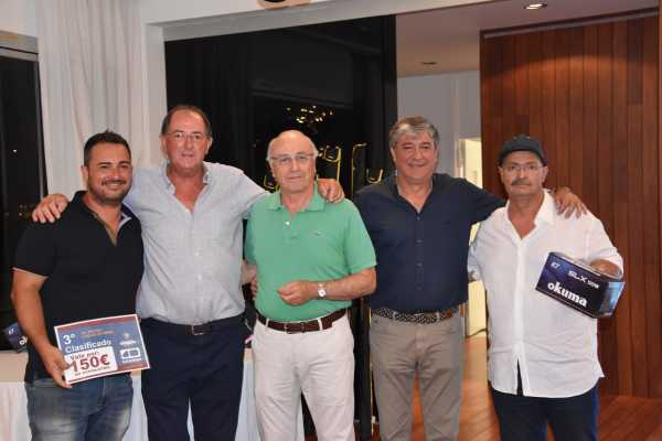 XV Trofeo Ciudad de Denia 2017 Portu Tercer puesto