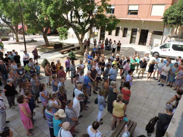 Ayuntamiento 3 minuto silencio denia (1)