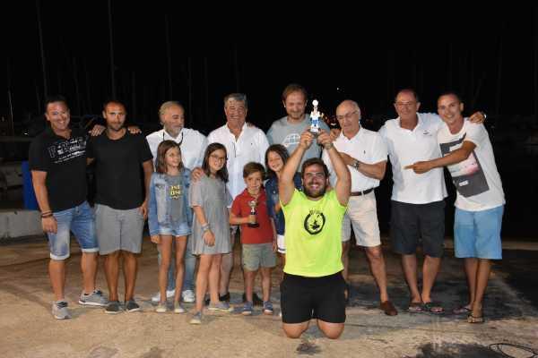 David Fernandez segundo en Concurso de Paellas