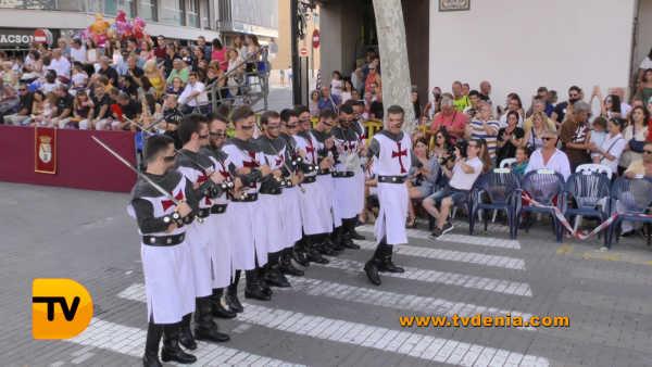 Desfile de gala Dénia 2017 cristiano 11ç