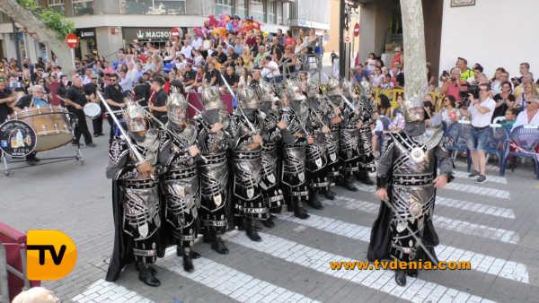 Desfile de gala Dénia 2017 cristiano 12