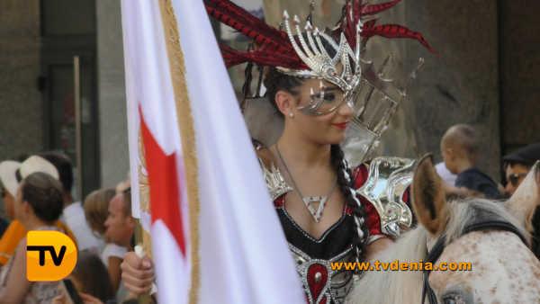 Desfile de gala Dénia 2017 cristiano 13