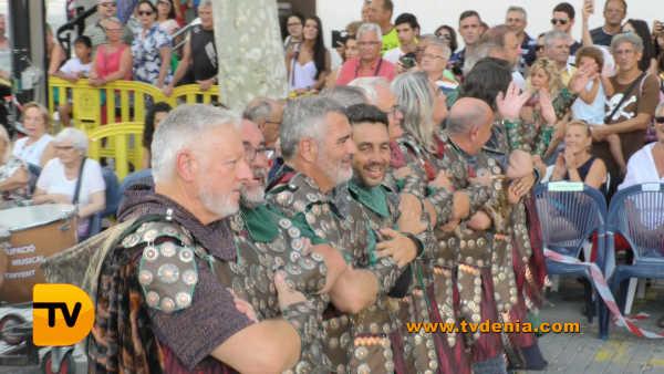Desfile de gala Dénia 2017 cristiano 22