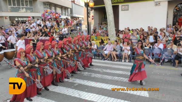 Desfile de gala Dénia 2017 cristiano 39
