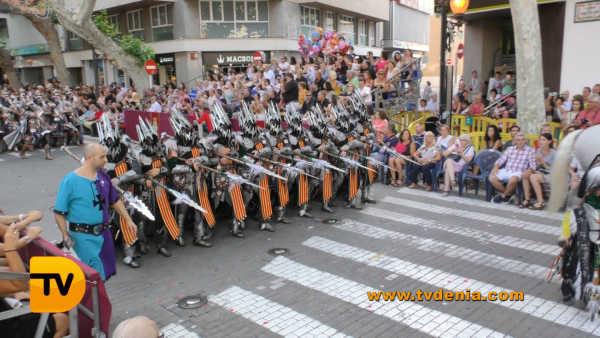 Desfile de gala Dénia 2017 cristiano 43