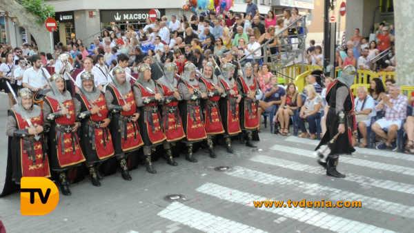 Desfile de gala Dénia 2017 cristiano 64