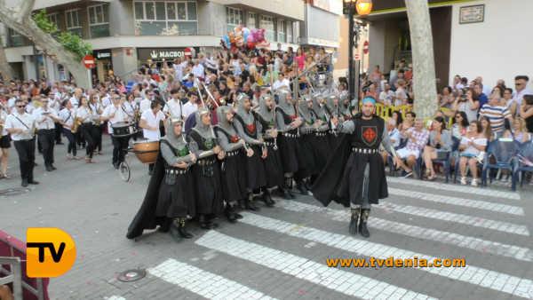Desfile de gala Dénia 2017 cristiano 65