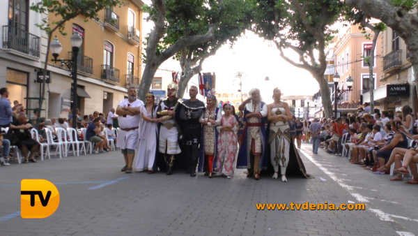 Desfile infantil