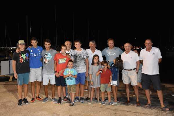 Equipo Toni Gil terceros en Concurso de paellas