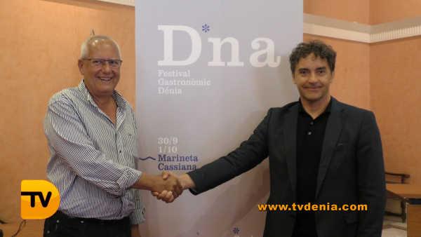 Firma convenio DNA 3
