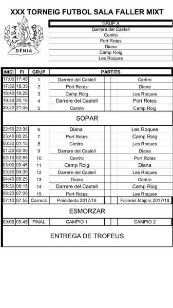 Futbol sala Fallero (2)