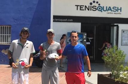 Illia Kostiuk club de tenis