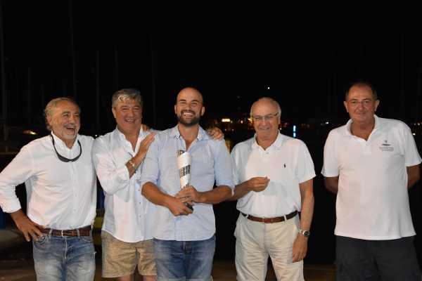Kostas Ruiz, DeniaVela ganadores de cruceros