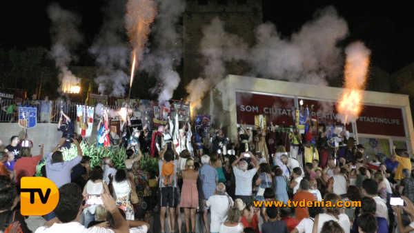 Moros y cristianos fin de fiesta 17