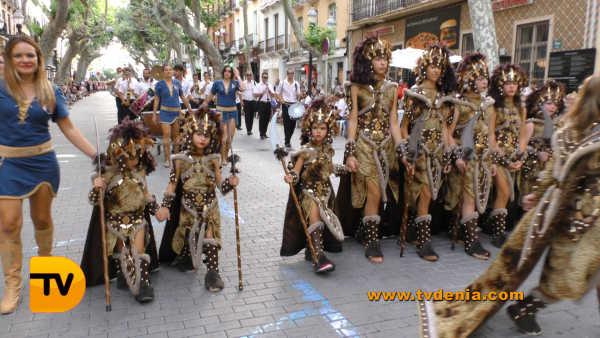desfile infantil 3
