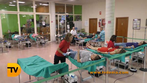 9 maraton de donacion de sangre