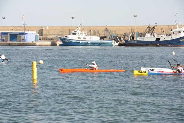 Kayack de mar campeones de españa (2)