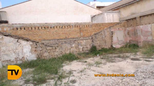 Suspension de licencias urbanismo Denia 16