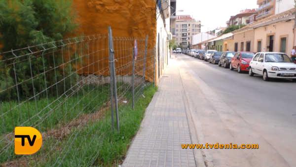 Suspension de licencias urbanismo Denia 17