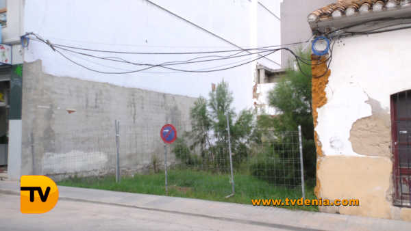 Suspension de licencias urbanismo Denia 18