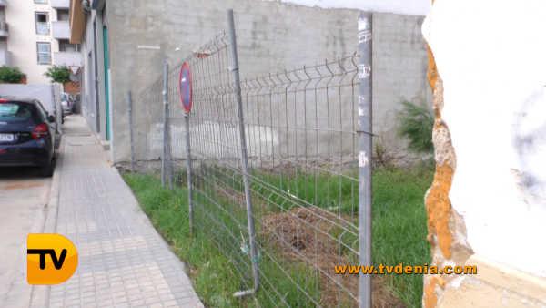 Suspension de licencias urbanismo Denia 22