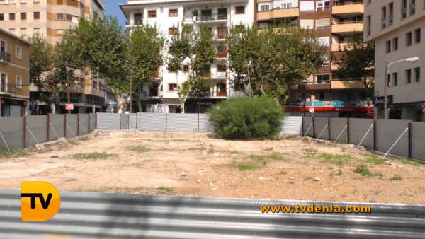 Suspension de licencias urbanismo Denia