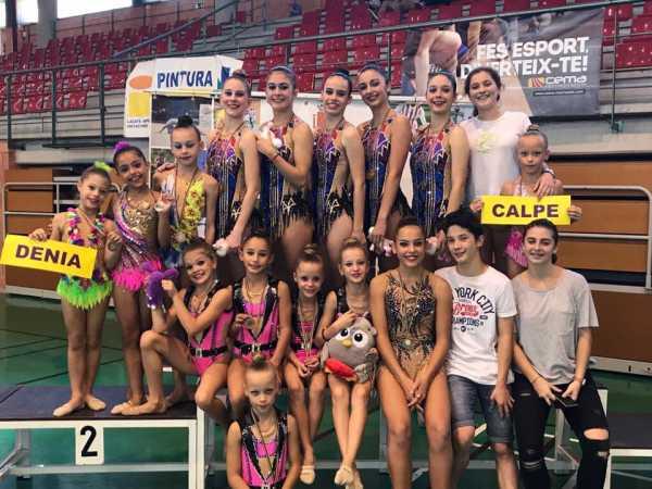 CLUB DENIA Y CLUB CALPE EN EL TROFEO DEL CLUB JAVEA