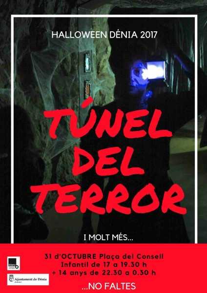 Cartell_tunel_terror_Halloween