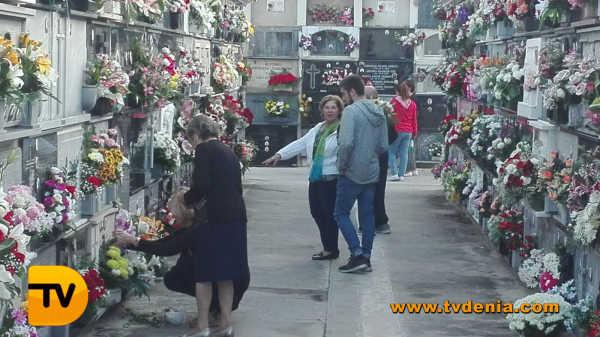 Cementerio Denia 2017 tvdenia 1