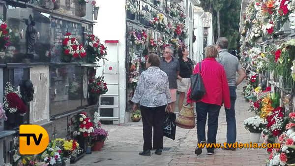 Cementerio Denia 2017 tvdenia 10