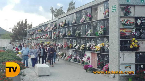 Cementerio Denia 2017 tvdenia 7