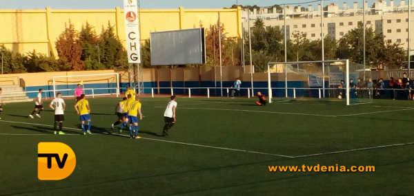 Club deportivo Dénia Carcaixent (2)