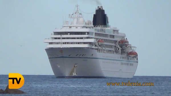 Crucero amadea 2