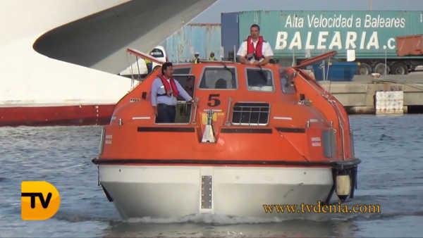 Crucero amadea