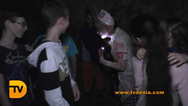 Halloween 2017 tunel del terror 18