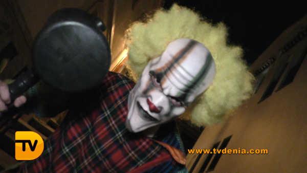 Halloween 2017 tunel del terror 28