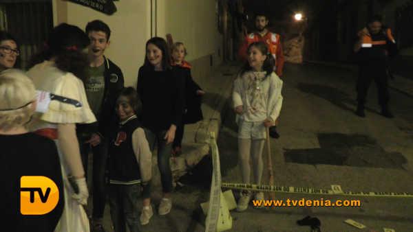 Halloween 2017 tunel del terror 34